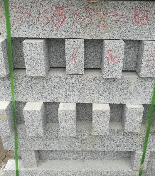80×150灰麻路沿石